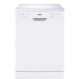 Baumatic BDWF60W Dishwasher 60cm Freestanding 12 Place Settings Reviews