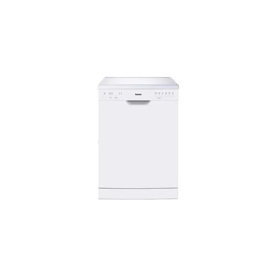 Baumatic BDWF60W Dishwasher 60cm Freestanding 12 Place Settings