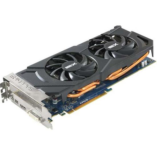 Sapphire Radeon HD 7870 XT 2GB