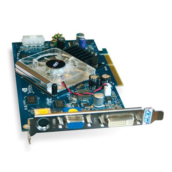 PNY Verto GeForce 7600GS AGP8X
