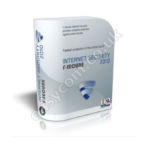Photo of F_Secure Internet Security 2010 OEM Software