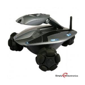 Photo of Rovio Wi-Fi Mobile Webcam Webcam