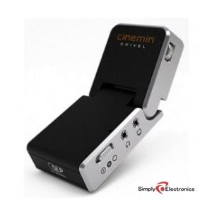 Photo of Cinemin Swivel Portable DLP Projector