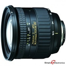 Tokina AT-X DX 16.5-135mm f/3.5-5.6 (Nikon mount)