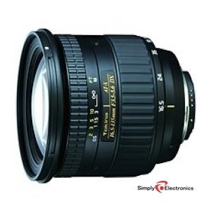 Photo of Tokina AT-X DX 16.5-135MM F/3.5-5.6 (Nikon Mount) Lens