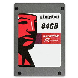 Kingston SSDNow V-Series 64GB SSD Reviews