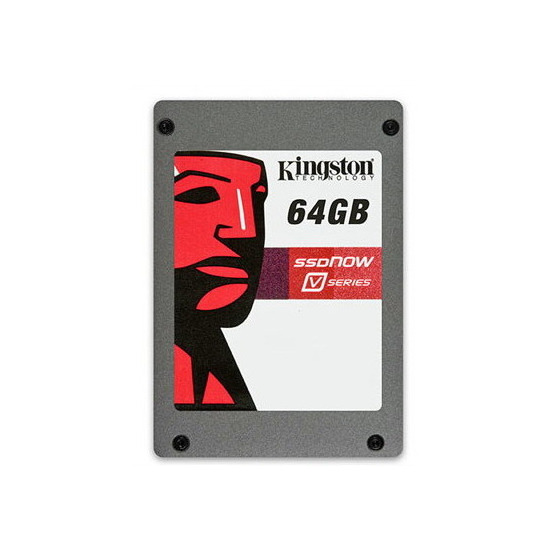 Kingston SSDNow V-Series 64GB SSD