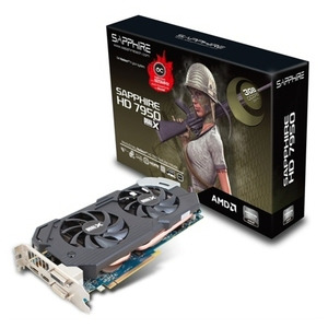 Photo of Sapphire HD7950 11196-19-20G Graphics Card