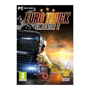 Photo of Euro Truck Simulator 2 Video Game