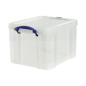 Photo of Really Useful Plastic Storage Box 310H X 390W X 480D mm Household Storage