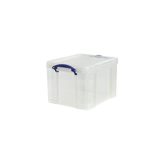 Really Useful Plastic Storage Box 310H x 390W x 480D mm
