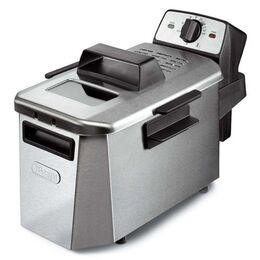 Delonghi F24402CZ PremiumFRY Coolzone Fryer Stainless Steel Reviews
