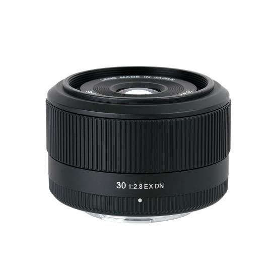Sigma 30mm F2.8 EX DN