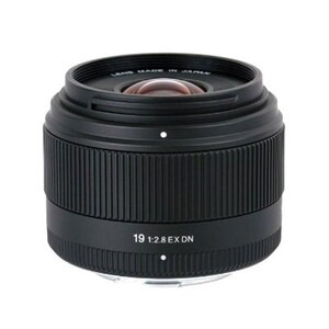 Photo of Sigma 19MM F/2.8 EX DN Lens