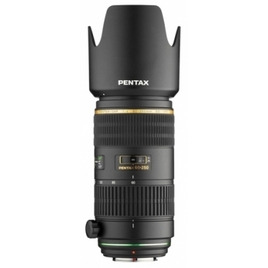 Pentax smc DA 60-250mm f/4.0 ED IF SDM Lens
