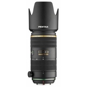 Photo of Pentax SMC DA 60-250MM F/4.0 ED IF SDM Lens Lens