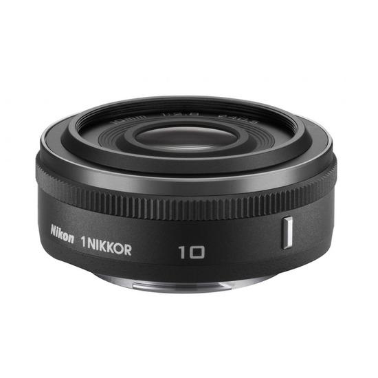 Nikon 1 Nikkor 10mm f/2.8 Pancake Lens