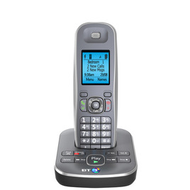 BT 7500 Digital Cordless Phone with Answering Machine