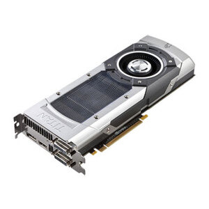 Photo of Asus GeForce GTX Titan 6GB Graphics Card