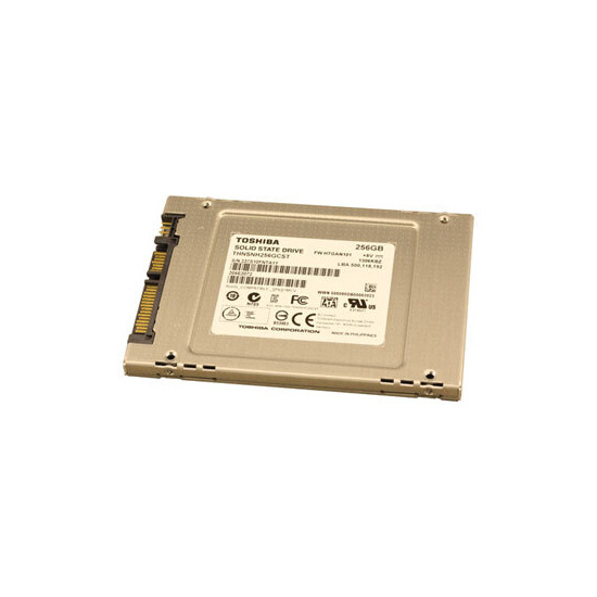 Toshiba 256GB SSD