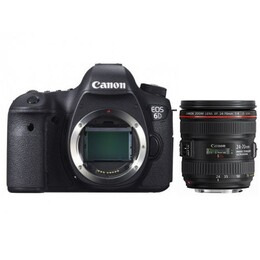 Canon EOS 6D with 24-70mm f/4L IS USM Lens Reviews
