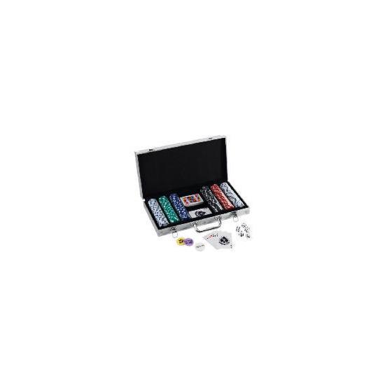 300 Chip Poker Set