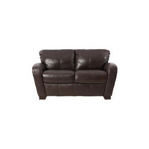 Photo of Maine Leather Sofa Regular, Chocolate Furniture