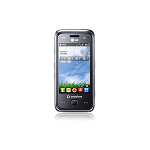 Photo of LG GM750 Mobile Phone