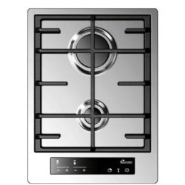 Baumatic BHG420SS Gas Hob - Stainless Steel