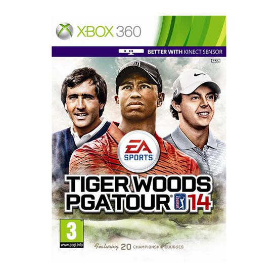 Microsoft Tiger Woods PGA Tour 14 - for Xbox 360