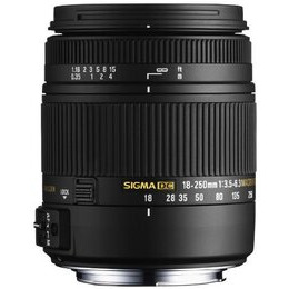 Sigma 18-250mm f/3.5-6.3 Macro for Canon Reviews