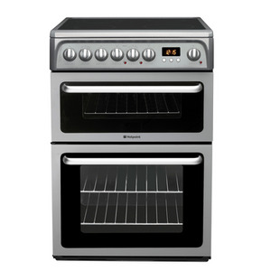 Photo of Hotpoint HAE60GS Cooker