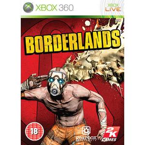Photo of Borderlands (XBOX 360) Video Game