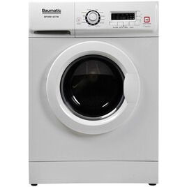 Baumatic BFWM1407W Washing Machine 1400 Spin 60cm 7kg 12 Programs A Reviews