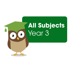 Photo of All Subjects Monthly Yr 03 Subscription Online Education