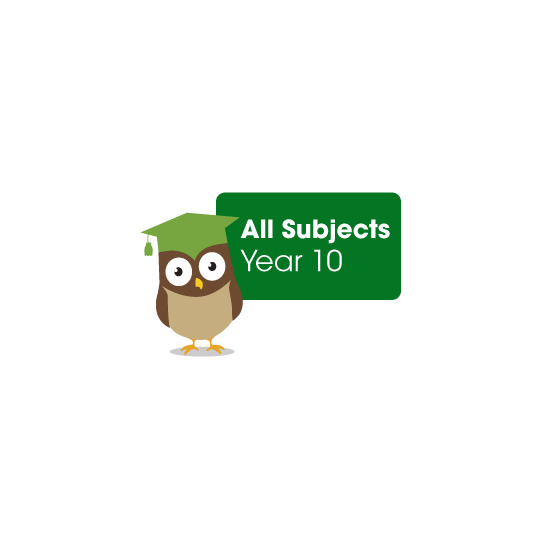 All Subjects Monthly Yr 10 Subscription
