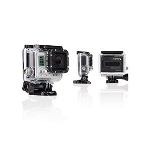 Photo of GoPro HERO3 Silver Edition Camcorder