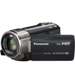 Panasonic HC-V720EB-K Reviews