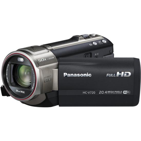 Panasonic HC-V720EB-K