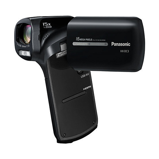 Panasonic HX-DC3EB-K