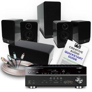 Photo of Creative Audio CA-HC33-BGB Home Cinema System