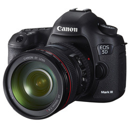 Canon EOS 5D Mark III Digital SLR Camera Reviews