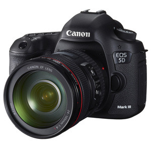 Photo of Canon EOS 5D Mark III Digital SLR Camera Digital Camera