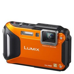 Panasonic Lumix FT5 Reviews