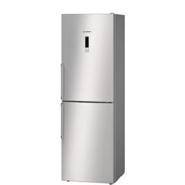 Bosch KGN34XL30G Fridge Freezer - Stainless Steel Reviews