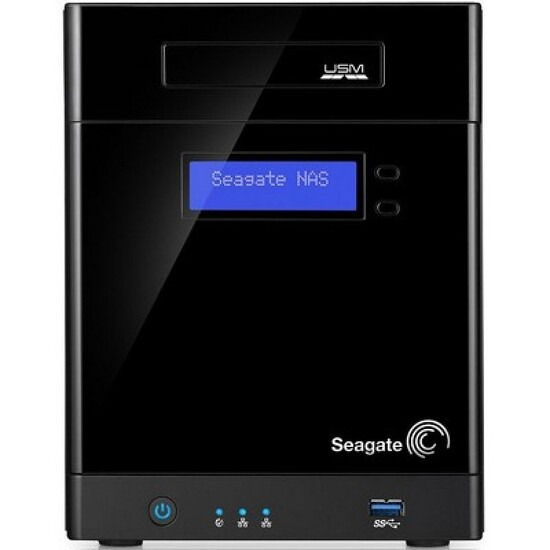Seagate Business Storage 4-Bay NAS