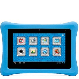 """Nabi 2 Tablet PC, NVIDIA Tegra 3 A9 QC 1.3GHz, 1GB RAM, 8GB Flash, 7"""" Touch, Camera, Bluetooth, Android 4.0 - Blue Reviews"""