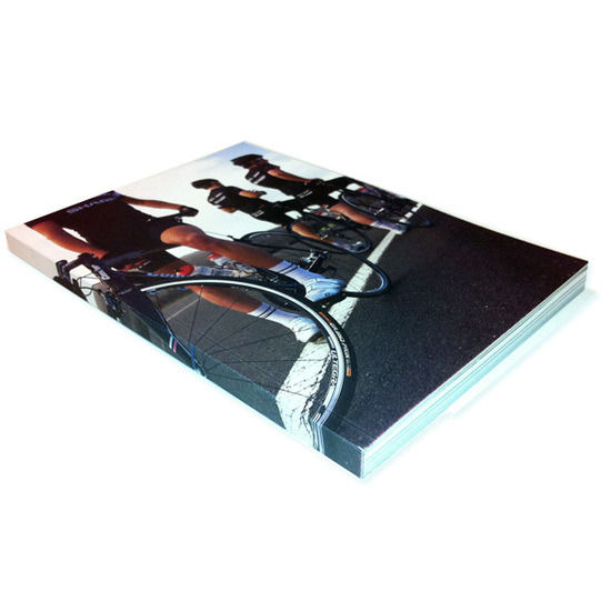 Inside-Out Sharp Cycling Book