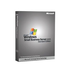 Photo of Microsoft Windows Small Business Server 2003 5-Device Software