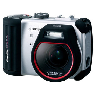 Photo of Fujifilm Finepix HD3W Digital Camera